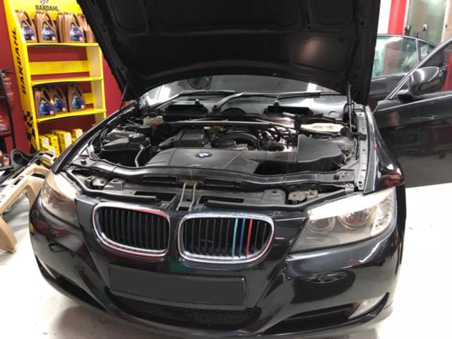 BMW aircon repair in ECV