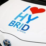 Hybrid car servicing